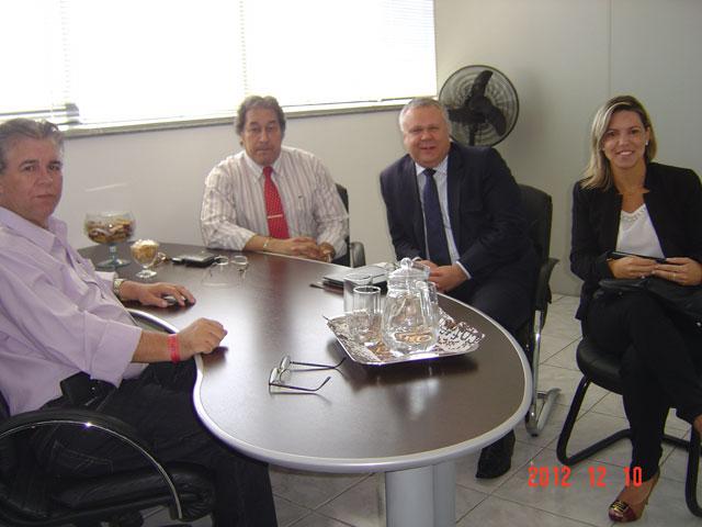 Reunião com os representantes do IPOG