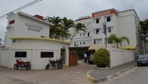 Colônia de Férias da USCEESP, no Balneário Suarão, Itanhaém, SP