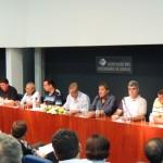 Mesa Diretora dos Trabalhos da reunião do Conselho Pleno