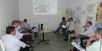 Presidente da FAEASP Arqº Valdir Bergamini apresenta convênios em Itatiba