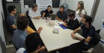 Reunião realizada em São Joaquim da Barra