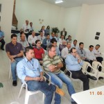Reunião realizada na SENAG-Lins