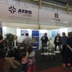 Foto-12Estande da AERO na 48ª FAPI