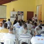 Palestra Técnica ministrada pelo Arqº e Urbª Jorge Samahá.