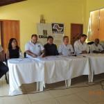 Mesa Diretora da Reunião do Conselho Pleno da FAEASP