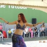 Dançarina Nanda Rodrigues