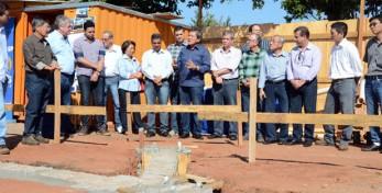Participantes da visita técnica