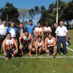 Equipe vice-campeã doTorneio