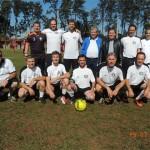 Equipe campeã do Torneio