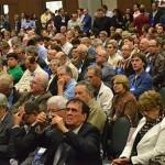 Mais de 1400 profissionais de todas as regiões do Estado participaram do evento