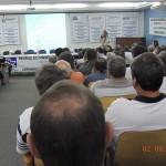 As Uniões das Associações do Estado de São Paulo manifestam apoio aos candidatos indicados pela FAEASP para concorrerem nas Eleições do Sistema CONFEA/CREAS/MÚTUA de novembro próximo, exibindo banners na reunião do Conselho Pleno