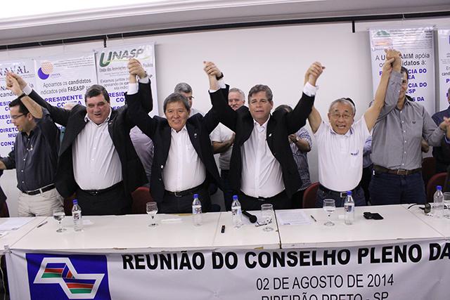 Conselho Pleno aprova por unanimidade os nomes indicados pela Diretoria e pelo Conselho Fiscal da FAEASP para participarem das eleições do Sistema.