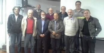 Participantes da Reunião da UNASETE