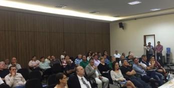 Reunião de Trabalho entre Uniões integradas UNAOP, UNACEN e UNO