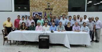 Participantes da assembléia