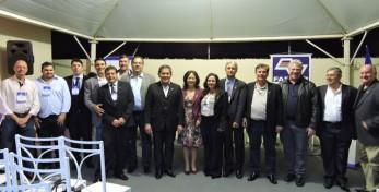 Solenidade de inauguração da Sede da AFEA