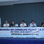 Mesa Diretora da Ordem do Dia do Conselho Pleno