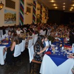 Jantar Dançante e Comemoração de fundação da FAEASP.