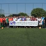 Equipes participantes do Torneio da UNABAMM