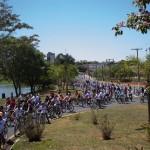 Passeio ciclístico pelas principais ruas de Ourinhos