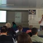 Palestra do Fundador da ONG RIO PARDO VIVO, Luiz Carlos Cavalchuki.